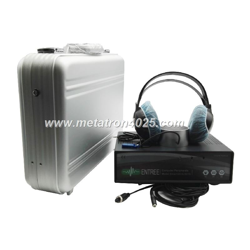 metatron nls hunter 4025 body analyzer medical device